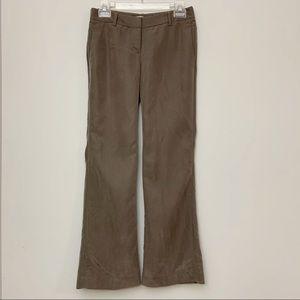 Ann Taylor LOFT | Modal Gray/Green Dress Pants
